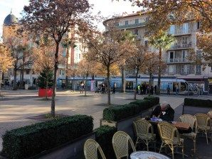 Nice, France Cafe South of France