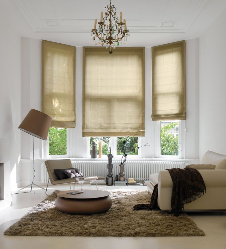 Luxaflex Roman Shades naturel 13 best