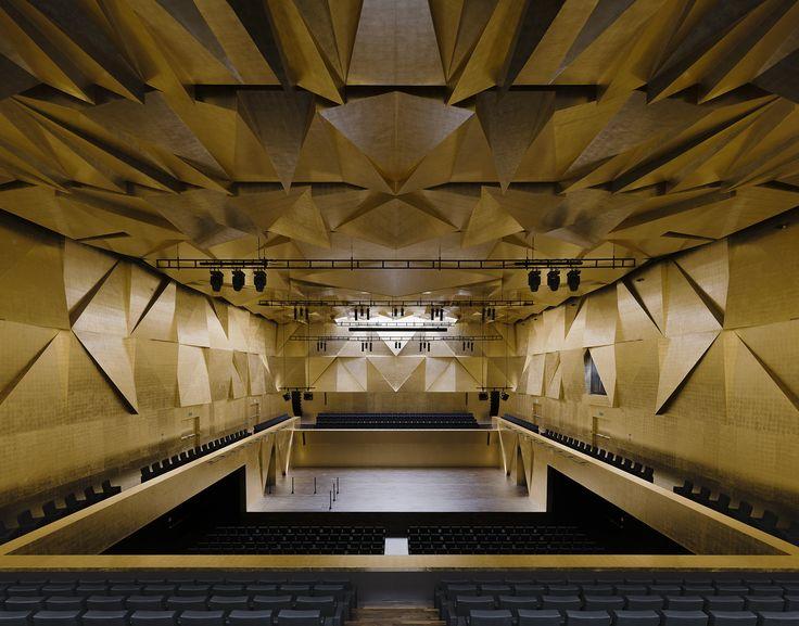 Gallery - Philharmonic Hall Szczecin / Estudio Barozzi Veiga - 3