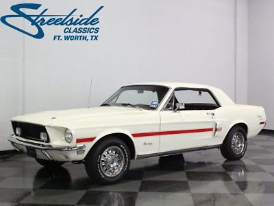 eBay: 1968 Ford Mustang CALIFORNIA SPECIAL GT, PAXTON SUPERCHARGER, HIGH QUALITY RESTORATION, VERY CLEAN #fordmustang #ford