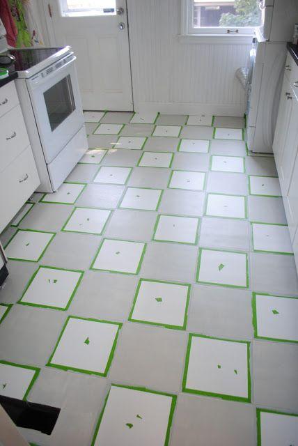 painted vinyl floors                                                                                                                                                                                 More