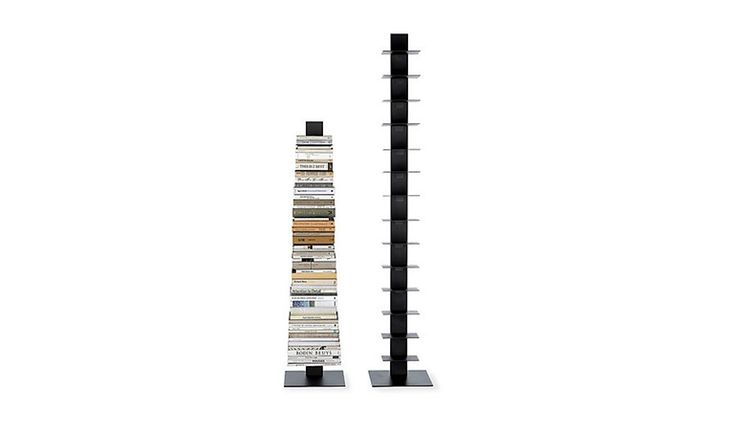 Sapien Bookcase  Industrial, MidCentury  Modern, Metal, Bookcases  tagere by…