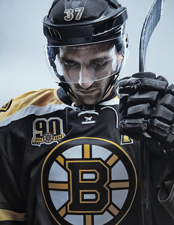 Patrice Bergeron of the Boston Bruins. Favorite player!