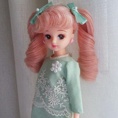 Peppermint Candy. #rikadoll #rika #rikachan #licca #liccadoll #liccachan #liccacandyhead #doll | by little dolls room