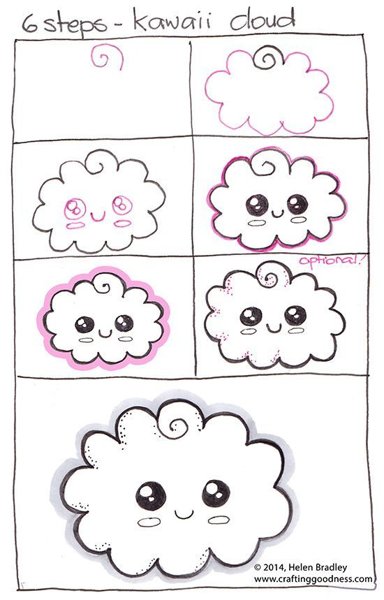 kawaii drawing style - Pesquisa Google