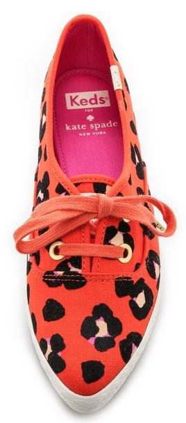 Kate Spade cheetah sneakers  http://rstyle.me/n/m2bwapdpe