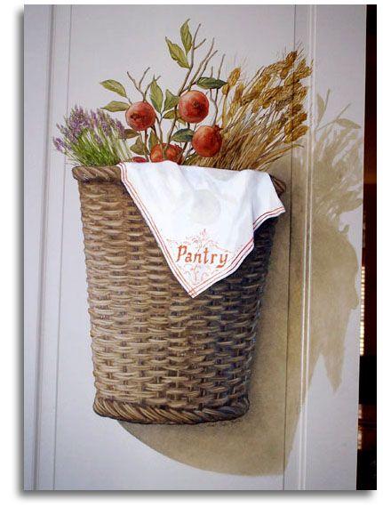Basket. www.janetfadlerdavie.com
