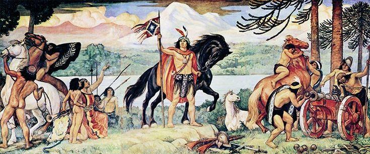 drapeau chilien mapuche