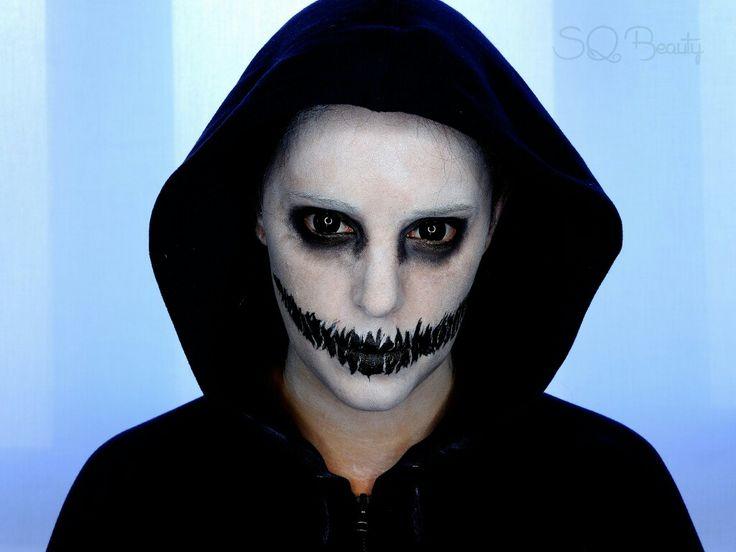 Maquillaje fantasma