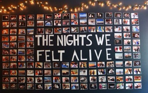 """""""A moment you'll never remember, and a night you'll never forget"""""""
