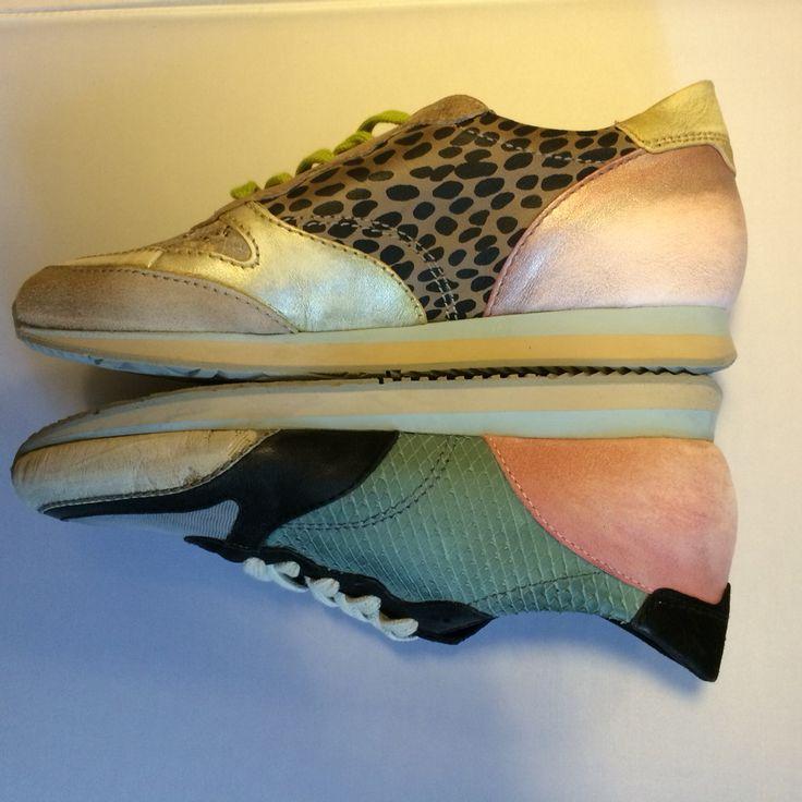 Mjus! Stoere sneakers voor dames :-)
