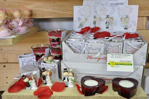 Idei pentru #cadou sau decoratiuni #nunta la #magazin #Ronileu in #Drobeta-Turnu #Severin. Strada #Smardan nr. 38 colt bd. Tudor #Vladimirescu
