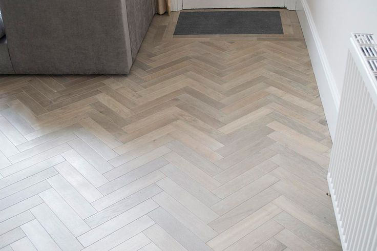 this is our Herringbone light finish in Watford, Hertfordshire WD17