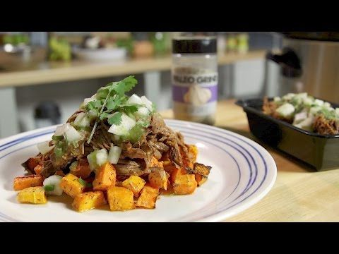 Grass-Fed Barbacoa - Paleo Nick - Paleo Recipes and Paleo Cooking Videos