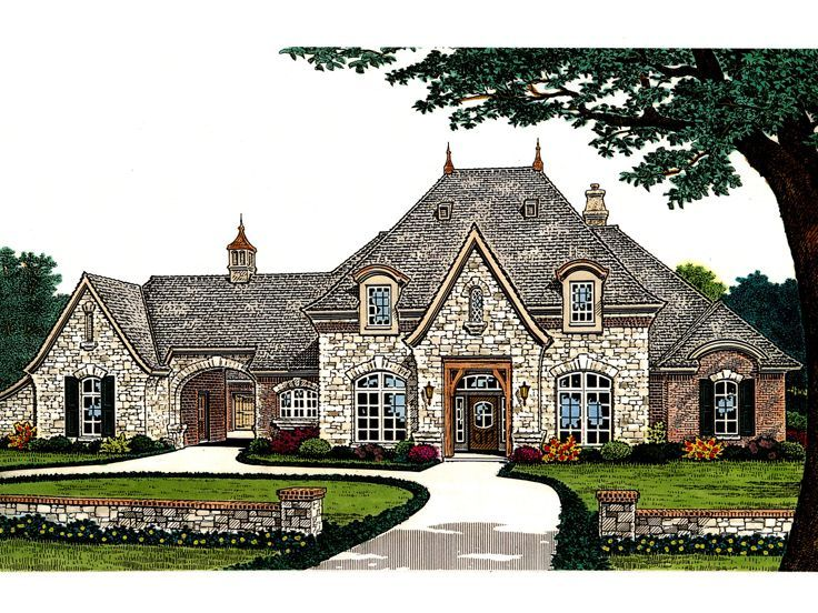 94 best images about european house plans on pinterest for European home designs llc