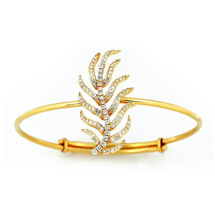 Designer Diamond Armlet - Vanki