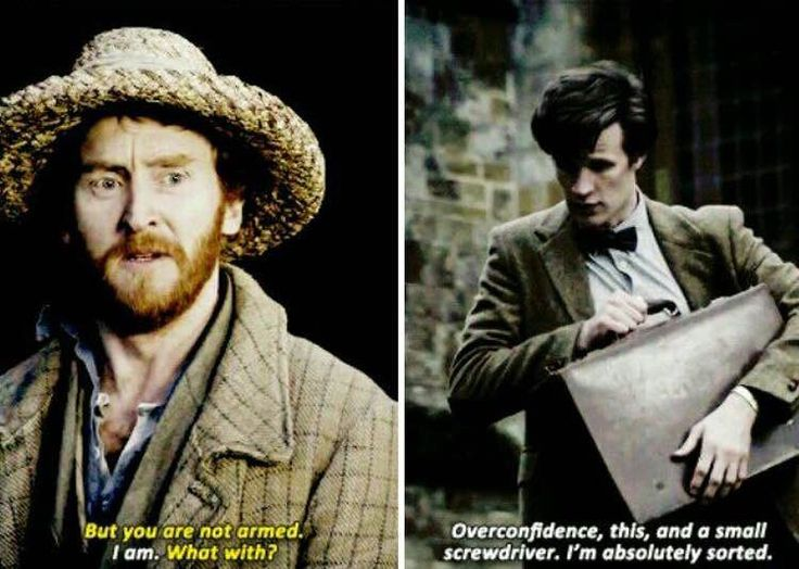 Doctor Who - Vincent and the Doctor #doctorwho #vincentandthedoctor