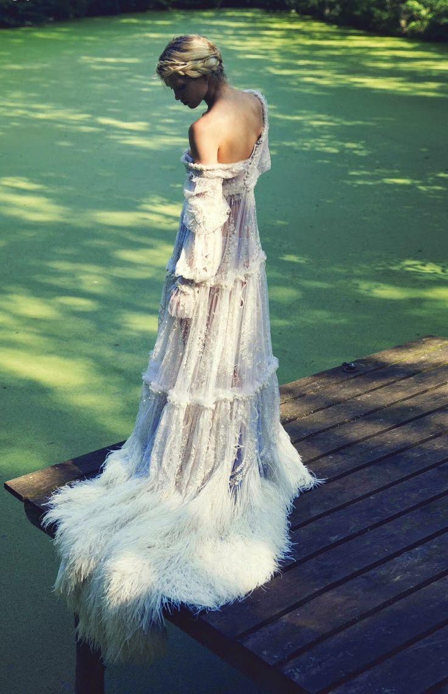 Hana Jirickova by David Bellemere for Porter #5 Winter 2014