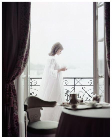 Katherine Pastrie Hotel du Palais, Biarritz 1960