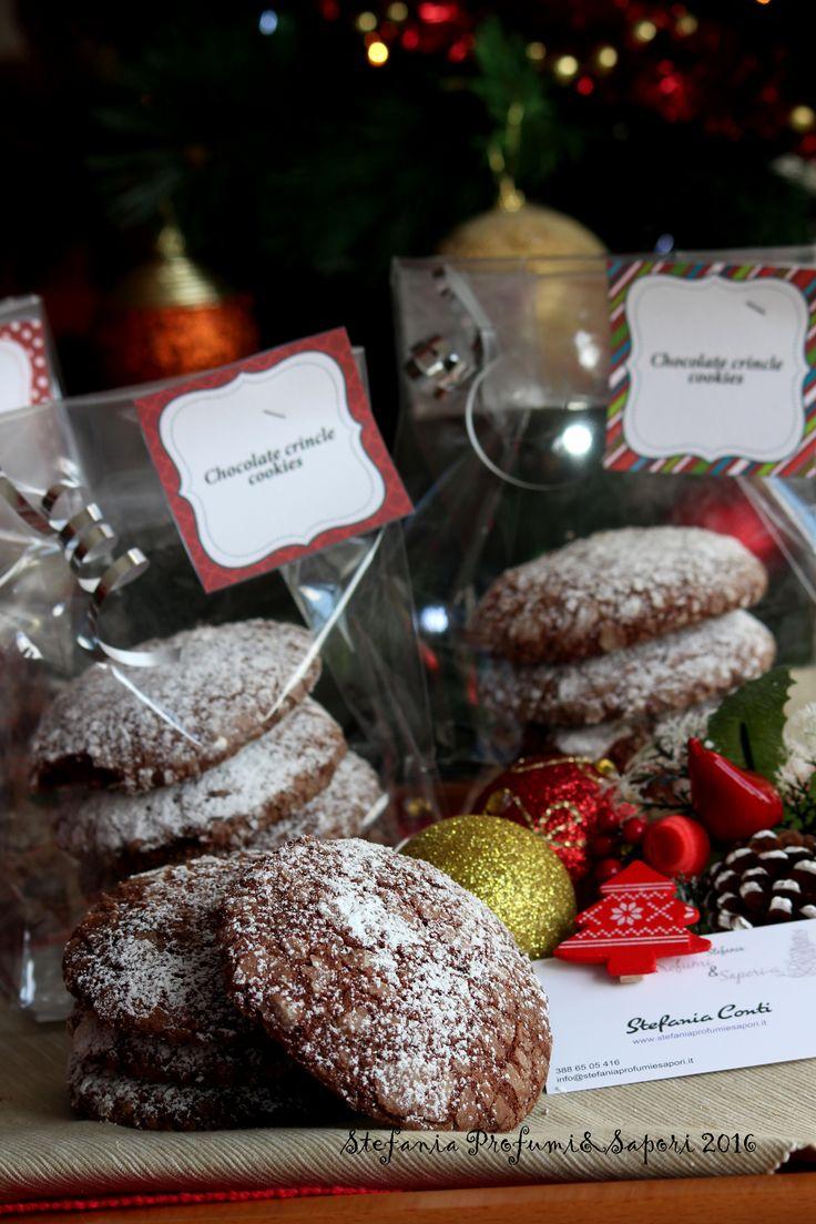 Regali di Natale home made – Biscotti speziati al cioccolato