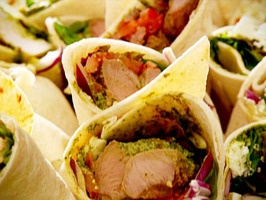 Lamb, Anjum anand and Wraps on Pinterest