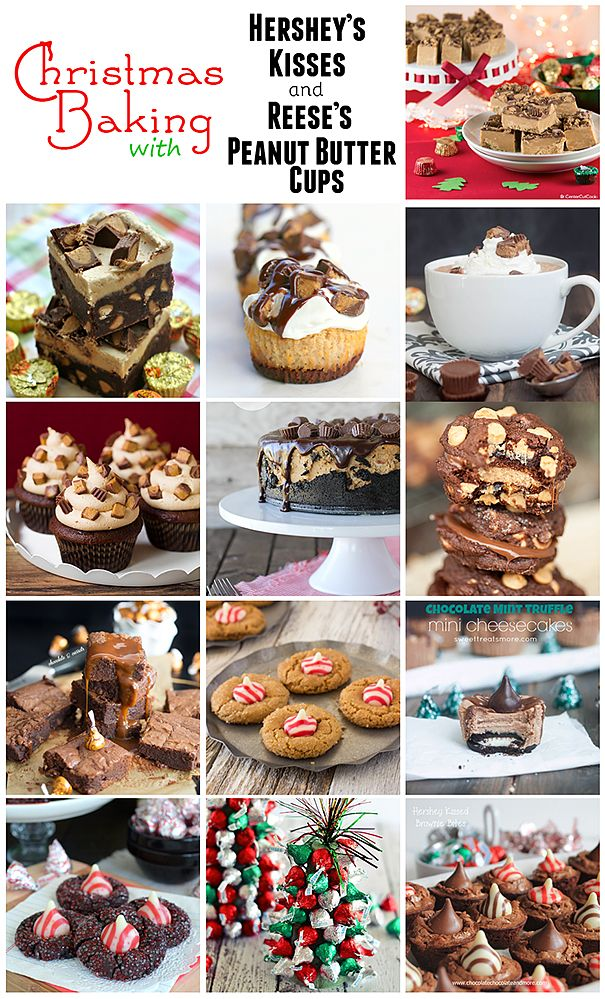 all of your favorite holiday treats in one place by some of your favorite bloggers! ohsweetbasil.com