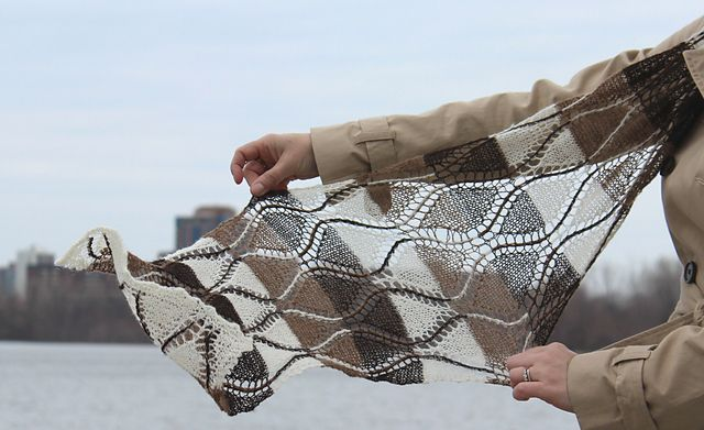 Ravelry: Rippling River pattern by Natalie Servant