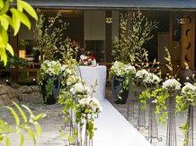 西麻布の庭園付レストランで、和の祝宴を - 西麻布 権八