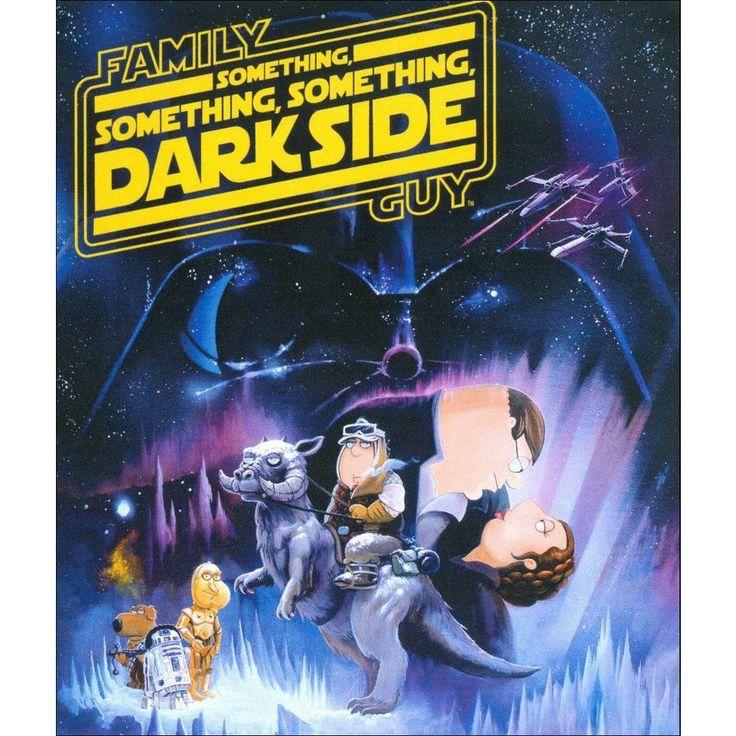Family Guy: Something, Something, Something Darkside [2 Discs] [Includes Digital Copy] [Blu-ray]