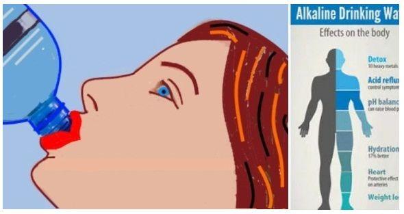 Cómo hacer el agua alcalina y como combatir el cáncer con ella! – La Salud Es Todo