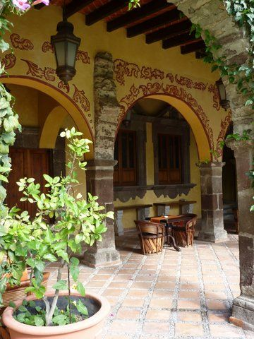 843 best sueños del estilo español images on pinterest   haciendas ... - Spanish Style Patio Ideas