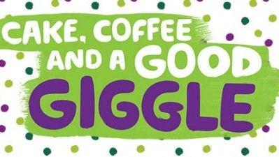 MacMillan Coffee Morning event!