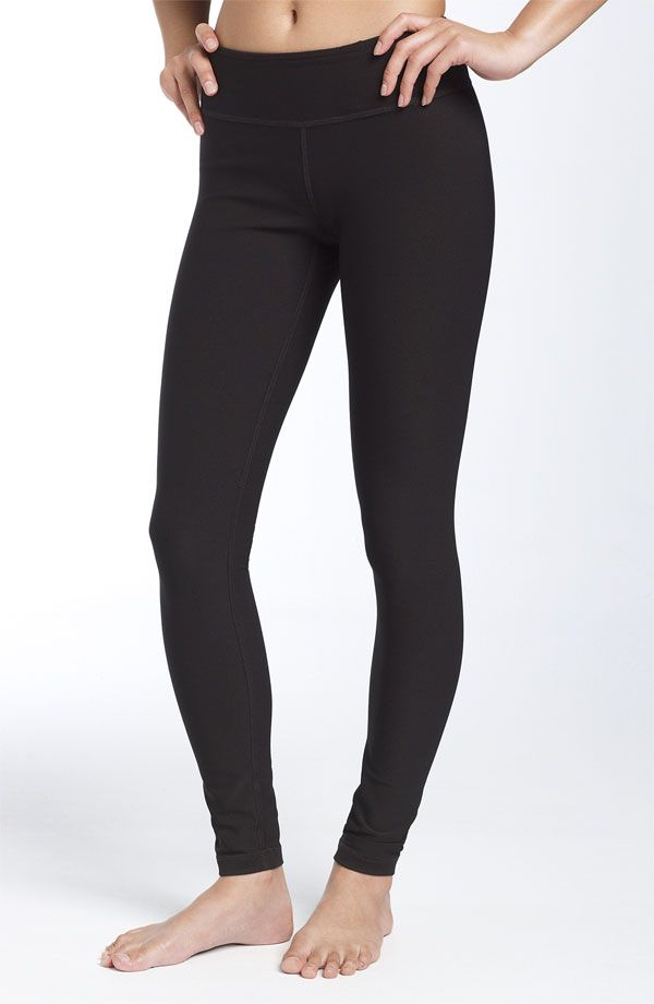 The best leggings are soft, slimming, opaque, and maintain their shape throughout wear. So whether you're looking for an elevated and work-appropriate pair or one that's sweat-wicking a workout-friendly, we've got you covered.
