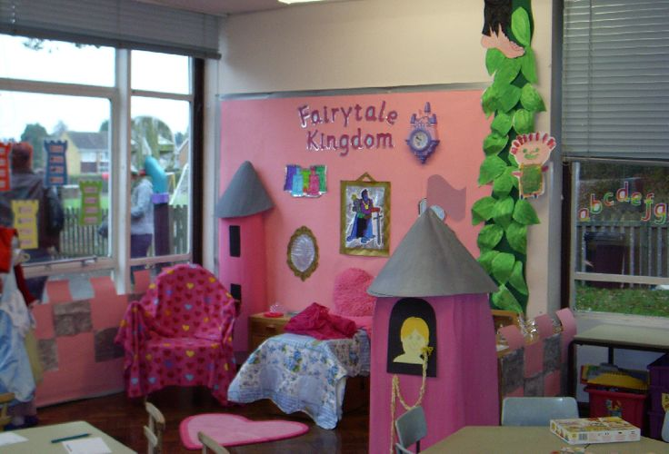 Fairytale castle role-play pack classroom display photo - Photo gallery - SparkleBox
