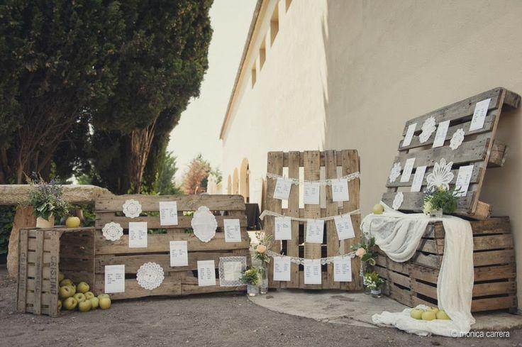 María y Rubén, un boda handmade en Lleida | AtodoConfetti - Blog de BODAS y FIESTAS llenas de confetti
