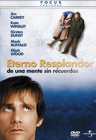 Original Title: Eternal Sunshine of the Spotless Mind  gender:  comedy  drama  origin:  U.S.  Duration: 108 minutes  Rating: AM13  Distributor: UIP