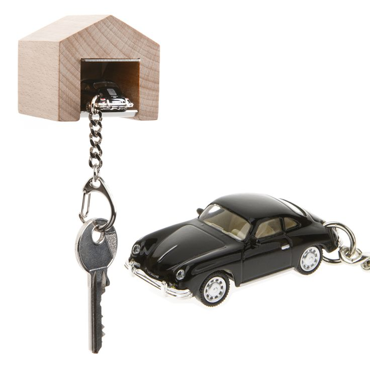 The Design Gift Shop - CORPUS DELICTI | Porsche 356 Keyring