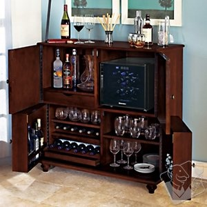 26 Best Images About Bar Cabinets Barware On Pinterest