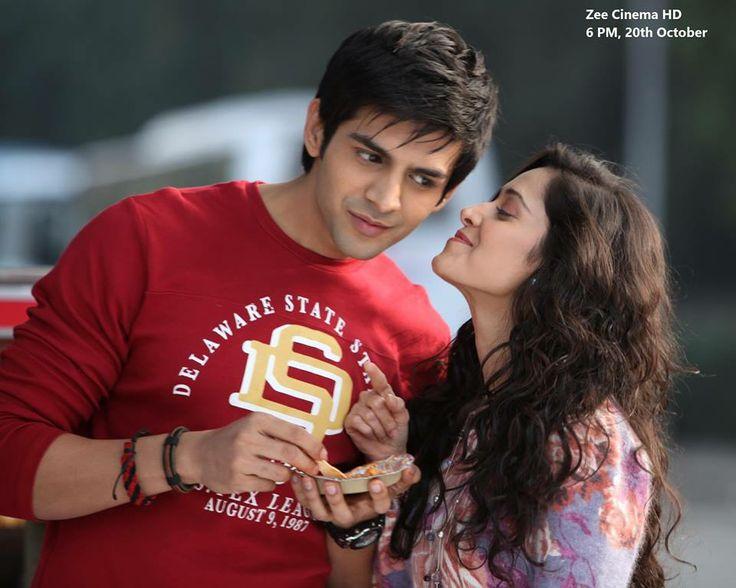 Kartik Aaryan and Nushrat Bharucha