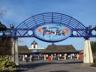 Thorpe Park - Been There!
