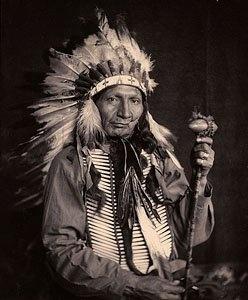 Red Horn Bull - Oglala – 1898