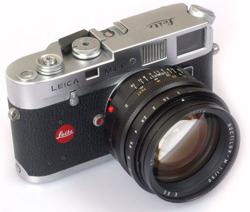 passionleica:  #passionleica : 1983 - Leica M4-P 70th 1913-1983,  2500 units in the world.