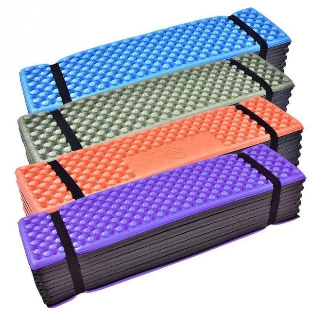 192 56cm Camping Mat Ultralight Foam Camping Mat Seat Folding Beach Tent Picnic Mat Sleeping Pad Waterproof Outdoor Mattress Review Outdoor Mattress Camping Mat Sleeping Pads