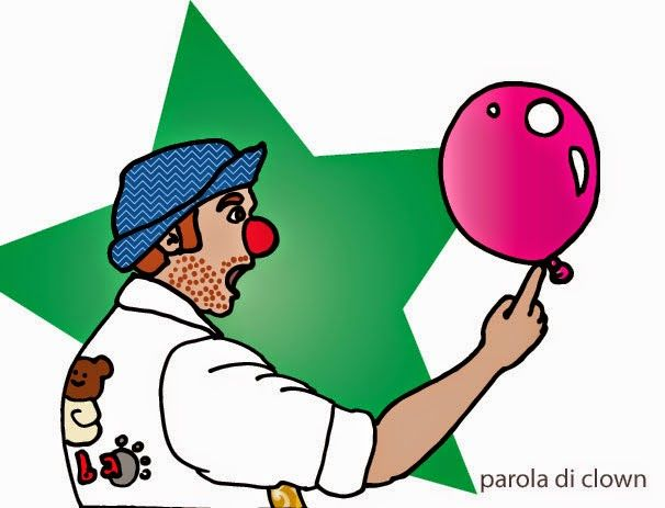 Parola di clown: dottor Lumino