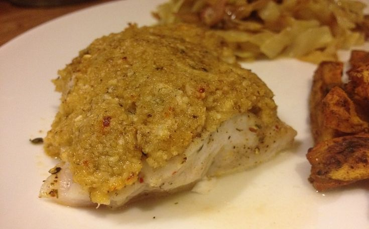 A quick dinner recipe featuring golden tilefish with a spicy breadcrumb topping. Try it with any white fish fillets including cod, tilapia, flounder, snapper, bass, croaker, halibut or grouper. ~~~...