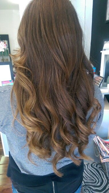 Cut and curls by Ash ❤❤
