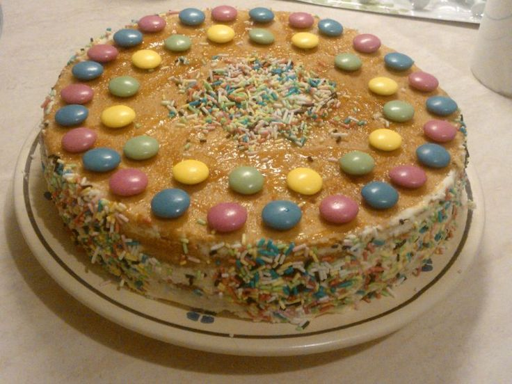 torta carnevale
