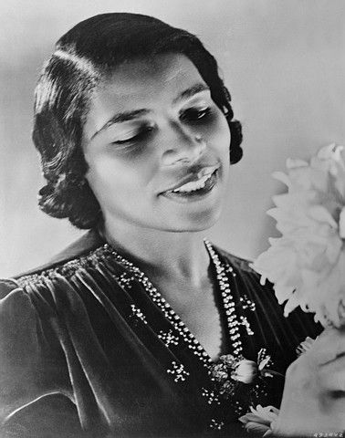 MARION ANDERSON (February 27, 1897) - Opera singer; first African American member of the New York Metropolitan Opera (1955).
