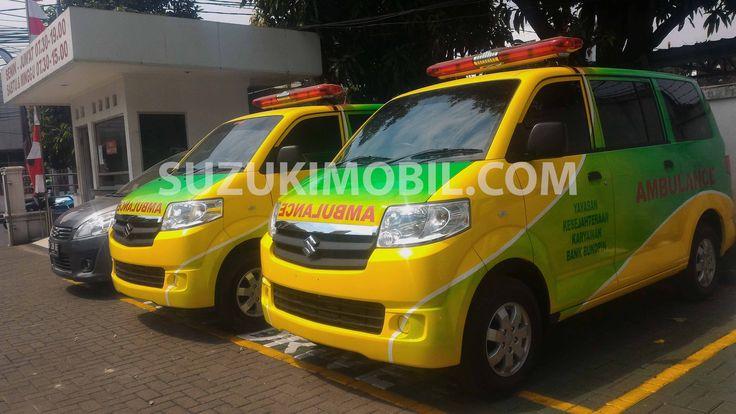 Harga Suzuki APV Ambulance. Kredit Ambulance dengan kualitas terbaik dengan bermacam tipe karoseri ambulance. Tipe Karoseri ambulance