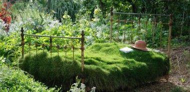 Heute geht es bei uns wieder um Upcycling und kreative Gartenideen zum Selbermac… – Deko